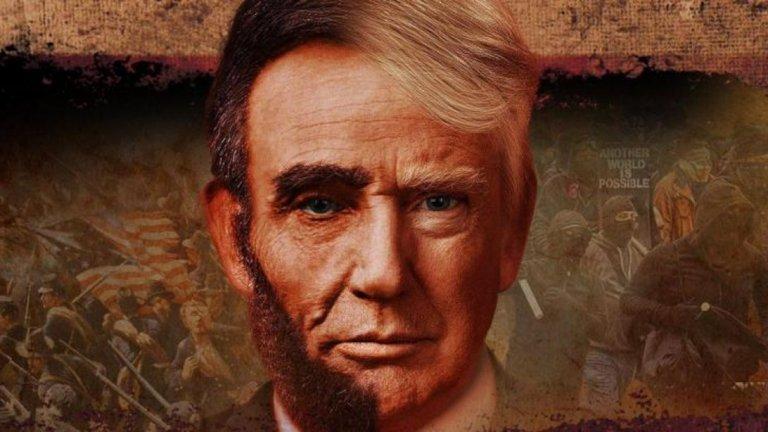"""Най-слаба актьорска игра в главна мъжка роля на 2018 г.   Доналд Тръмп получи наградата заради превъплъщението като самия себе си във филмите """"Death of a Nation"""" на Динеш ДеСоуза и """"Fahrenheit 11/9"""" на Майкъл Мур. Американският президент получи и награда за """"най-слаба екранна комбинация"""" за себе си и """"самоуверената си дребнавост"""", проявна в двата филма."""