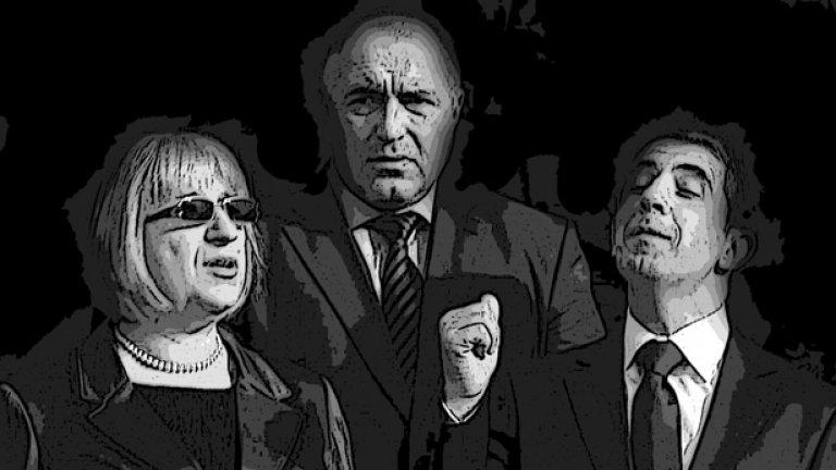 Лидерите на България през 2012