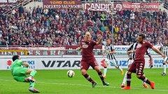 Торино взе сладка победа в дербито.
