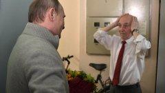 Руският президент Владимир Путин е поздравил бившия си шеф от КГБ - Лазар Матвеев по случай 90-годишния му рожден ден.