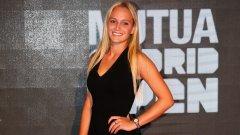 Това е Дона Векич. Младата хърватка, която наскоро навърши 19 години, е спрягана за новото гадже на Стан Вавринка. Името й обаче бе замесено в неприятен скандал от Ник Кирьос.