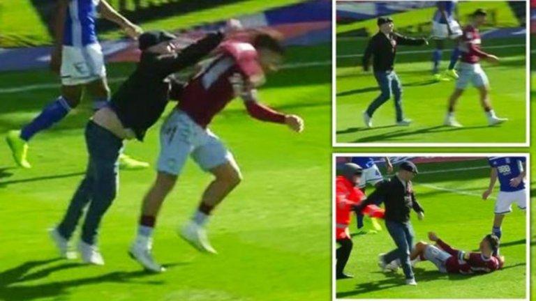 Такива изцепки вече бяха забравени в английския футбол на високо ниво