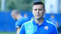 Цвитанович наследи поста от Ивайло Петев, който бе освободен малко преди началото на новото първенство.