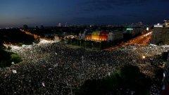 Румънците са недоволни от некомпетентното и корумпирано ляво правителство и опитите му да отслабят правосъдната система