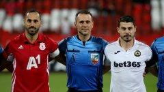 ЦСКА спечели минимално софийското дерби.