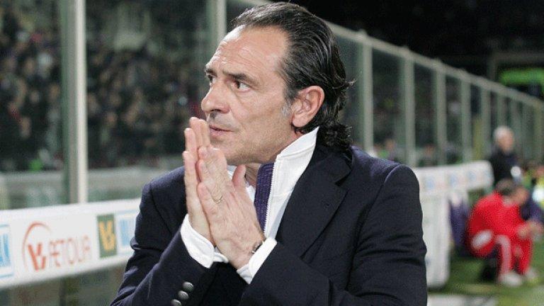 Прандели хвърли оставка след отпадането на Италия още в групите на Мондиала