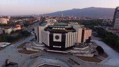 """Затворени за посетителите ще бъдат Литературен клуб """"Перото"""" и Билетният център на НДК"""