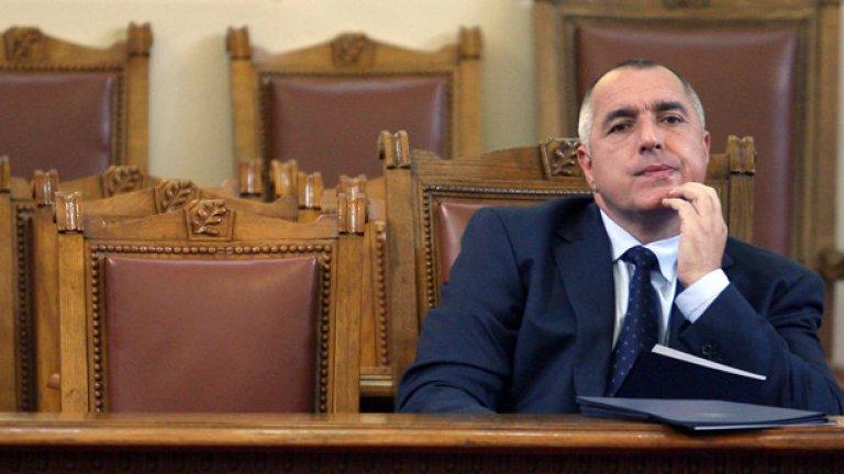 """""""Редно е да покажем колко по-напред сме в демокрацията, да не ги спъваме, защото без нашия глас ще има лавина от проблеми, които трайно биха влошили нашите взаимоотношения"""", коментира Борисов за правителството на Гърция"""