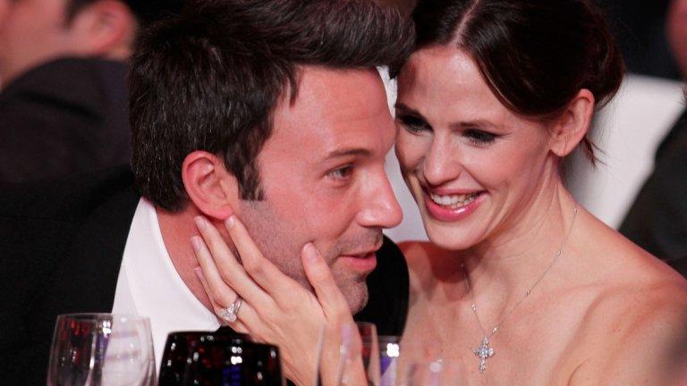 Двамата започнаха да излизат заедно през 2004 г. През лятото на следващата година сключиха брак.
