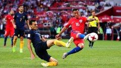 Чили игра пестеливо и загуби първото място в групата