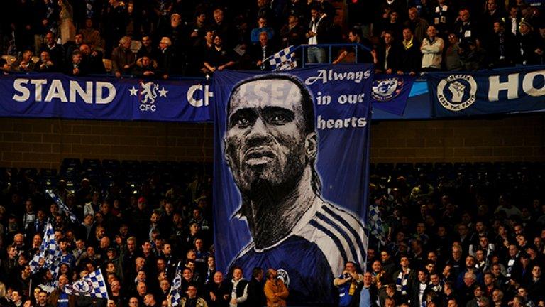 Дидие Дрогба все още не е решил дали ще спре с футбола, но почти сигурно ще остане в Челси, каквото и да реши