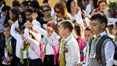 Общият брой на учениците тази година е 706 000