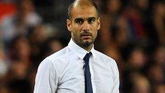 Гуардиола все още смята Борусия за съперник №1 на Байерн в Германия