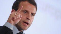 Френският президент предупреди, че ново отлагане на процеса по Брекзит не е сигурно