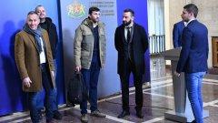 Феновете на Левски изложиха позицията си пред Борисов