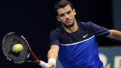 Григор Димитров тръгна с победа в турнира в Маями