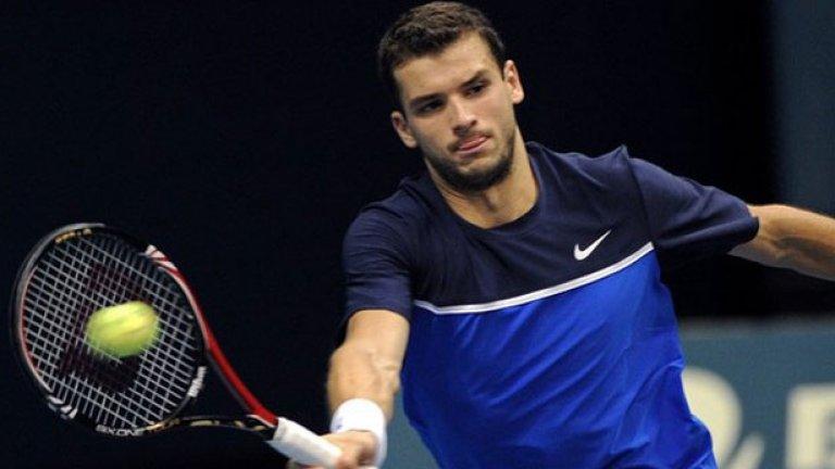 Гришо получи поредните похвали от топ тенисист, този път от Цонга