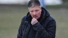 Пенев: Моите отбори играят успешно не само срещу Лудогорец