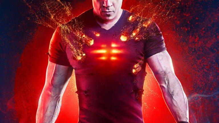 """""""Блъдшот"""" Премиера: 13 март  Когато екранизациите на комиксите на Marvel и DC постигат такива успехи в боксофиса, нормално е филмовите студия да се опитат да филмират и други поредици в картинки. Такъв е случаят и с """"Блъдшот"""".  Рей Гарисън (Вин Дизел) е войник, който наскоро е загинал на фронта. Върнат е към живот от корпорацията RST и вече има едно """"супер"""" пред досегашното """"войник"""". Наблъсканото му с нанотехнологии тяло му позволява да се лекува моментално, направило го е по-силен и по-бърз. Проблемите се появяват, когато се оказва, че корпорацията не може да контролира спомените му. Така Рей/Блъдшот поема на мисия да разбере кое в главата му е истина и кое не. С много екшън, разбира се."""