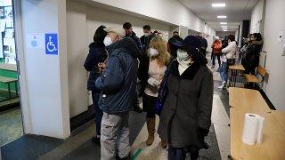 Регистрирани са няколко нарушения от началото на изборния ден
