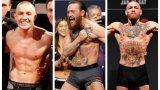 От хилаво момче до двоен шампион и мултимилионер: Невероятната физическа трансформация на Конър Макгрегър