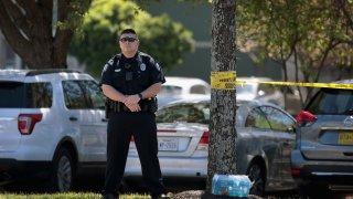 Нападателят е бил убит от полицията