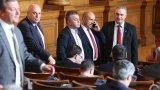 Сблъсъкът между Юлиан Ангелов и Павел Шопов ще се разглежда на лидерски съвет