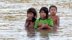 Другите племена много се боят от айорео...