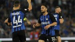 Интер взе мача на сезона и стигна до място в Шампионската лига