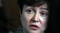 Еврокомисар Кристалина Георгиева: Който иска пари и бонуси, да отиде да работи в частния сектор