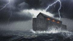 Геомитологията изследва връзката между митовете и действителни природни събития