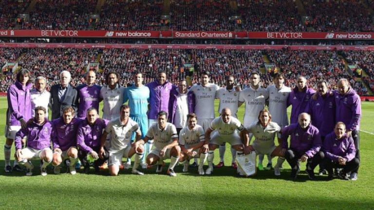 Той е легенда на Реал с нула мача в Ла Лига, победа в Шампионската лига и трафикант на кокаин