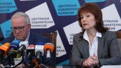 """ЦИК започва преговори със """"Сиела"""" за машинния вот"""