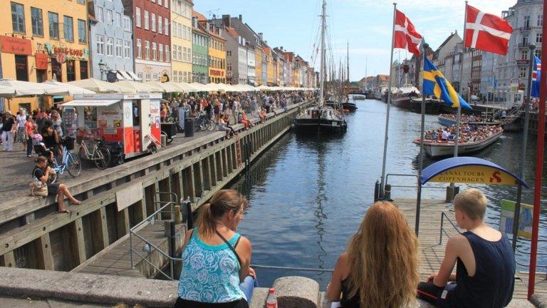 9. Копенхаген (Дания) - общ рейтинг 96.8 от 100