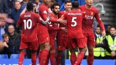 Поредните победи на Ливърпул във Висшата лига станаха 15 - което е клубен рекорд