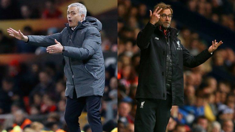 Изключително важен кръг за Ливърпул и Юнайтед в борбата за топ 4...