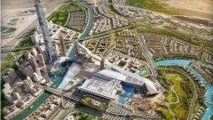 Най-дългата ски-писта, най-високият танцуващ фонтан, най-високият ресторант в света - това са само част от амбициите, залегнали в новия проект на корпорацията Meydan City в Дубай