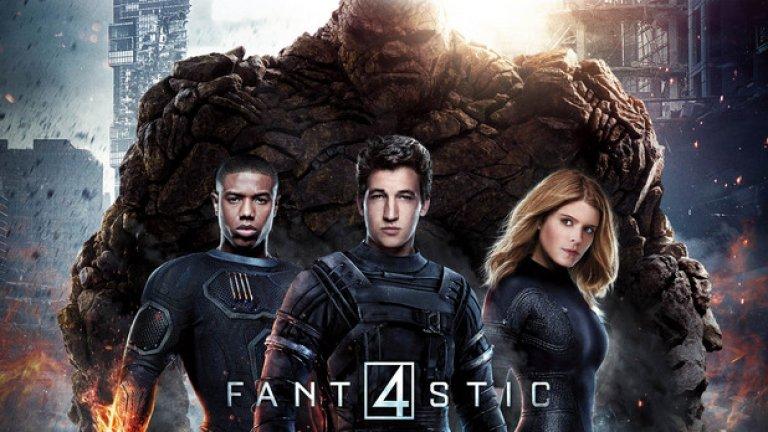 """Иначе и преди е играл тъмнокожа версия на бял супергерой. Във """"Фантастичната четворка"""" (2015 г.) влезе в ролята на Джони Сторм/Човекът факла. За сравнение - Сторм преди беше игран от Крис Евънс, който по-късно стана известен с ролята на Капитан Америка."""