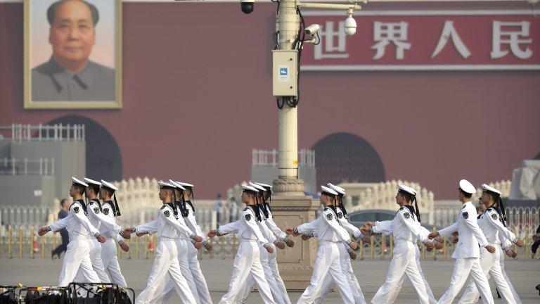 Борба за контрол над един от най-важните морски маршрути на планетата с ключово значение за глобалните амбиции на Пекин