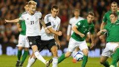 Марко Ройс (вляво) вероятно пропуска мачовете на Германия на мондиала.