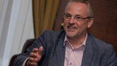 Дидие Щосел - главен изпълнителен директор на Нова Броудкастинг Груп