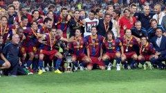 Барселона вече поведе на Реал в сблъсъка, който ще бележи целия сезон в Испания