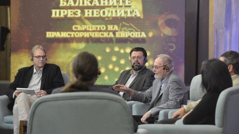Дунавската цивилизация - основна тема в дискусия за неолита в Европа