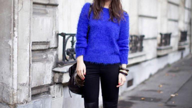 31-годишната Бети Отие е сред най-известните модни блогърки в света
