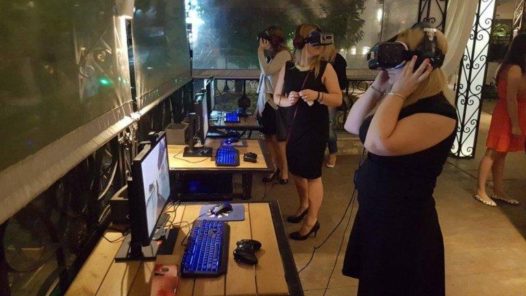 VR парти