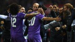 Духът, който създаде Зидан, води Реал към успехи