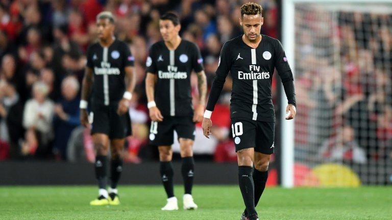 Пари Сен Жермен отново не показа добра игра в гостуване на сериозен европейски противник. Какво не достига на този звезден състав в Шампионската лига?