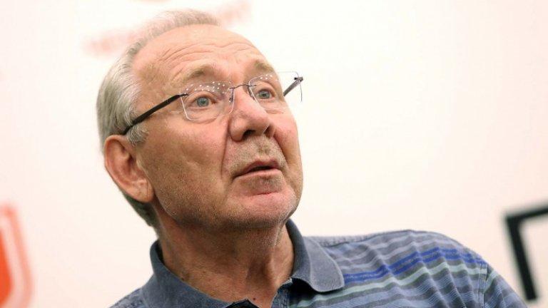 Легендарният Олег Романцев получи инфаркт