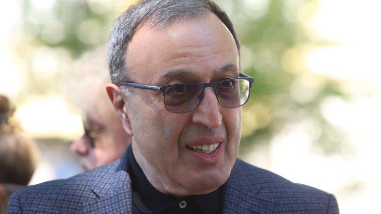 Петър Стоянов отрече да му е било предлагано да бъде издигнат за президент
