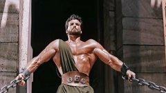 """Актьорите, които наляха масивна мускулатура, много преди това да стане мейнстрийм. Например Стив Рийвс в """"Херкулес""""."""